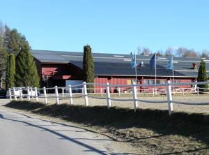 Bilde av Klosterskogen ridesenter